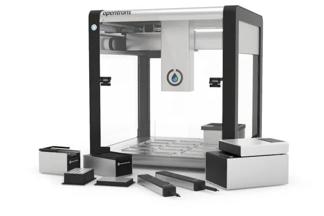 Opentrons完成2亿美元C轮融资,开发自动化实验室平台